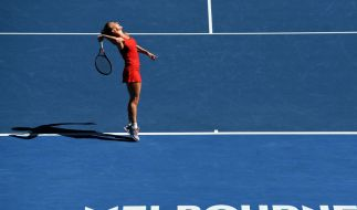 Bei den Australian Open 2018 steht am Wochenende das Tennis-Finale an. (Foto)