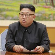 Jetzt plant er die Wiedervereinigung mit Südkorea (Foto)