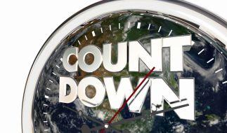"""Wissenschaftler stellen die neuen """"Doomsday Clock 2018"""" vor. (Foto)"""