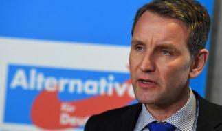 Auch der Bundestag verwechselte den Namen von Björn Höcke. (Foto)