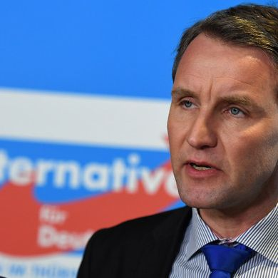AfD-Politiker heißt nun auch im Bundestag Bernd (Foto)