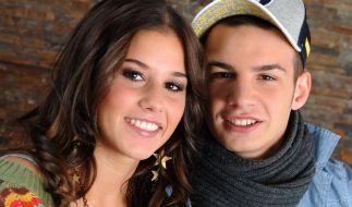 Sarah und Pietro sind zwar kein Paar mehr, kümmern sich aler liebevoll um Alessio. (Foto)