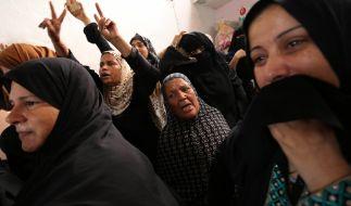 Immer mehr Frauen zieht es zur Terrororganisation IS - auch sie sollen härter bestraft werden. (Foto)