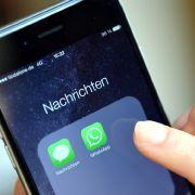 Bald können Messenger-Nutzer DAS verschicken (Foto)