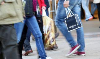 Auch an diesem Sonntag können Sie wieder in zahlreichen Städten shoppen. (Foto)