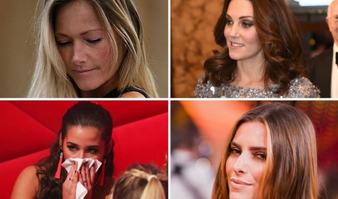 Kate Middleton, Helene Fischer, Sophia Thomalla
