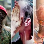 234 Sex-Angriffe in Bundeswehr // Daniele Negroni im Schmerz-Schock // Junge lebendig verfault (Foto)