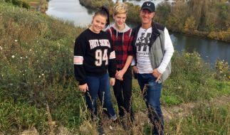 Die Breuers plagt das Fernweh: Geht die Familie zurück nach Kanada? (Foto)