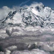 In 7400 Metern Höhe! Bergsteiger verschollen - Frau gerettet, Mann tot (Foto)