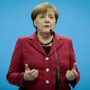 Offenbar weitere Koalitionsverhandlungen am Montag (Foto)
