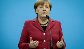 Harte Wochen für Angela Merkel: Bekommt Deutschland noch vor Ostern eine neue Regierung? (Foto)