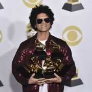6 Grammys für Bruno Mars - Alle Gewinner im Überblick (Foto)