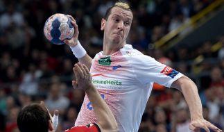 Handballer Pascal Hens stand während seiner aktiven Karriere unter anderem beim HSV Hamburg im Kader. (Foto)