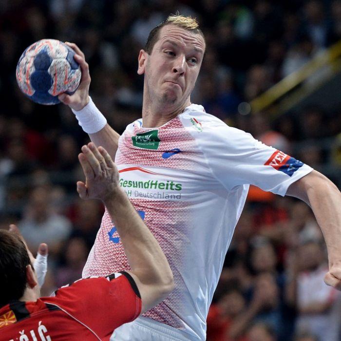 """Sie halten """"Pommes"""" nach seiner aktiven Handball-Karriere auf Trab (Foto)"""