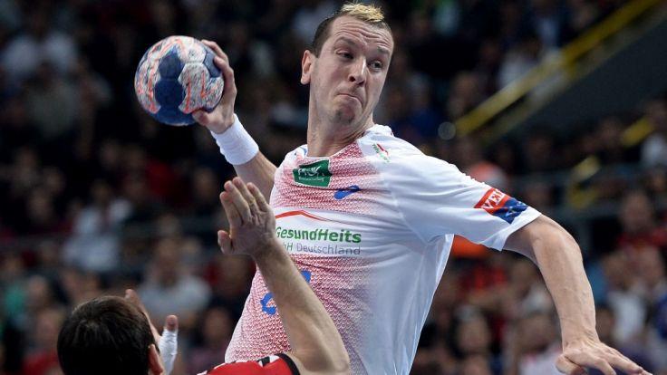 Handballer Pascal Hens stand während seiner aktiven Karriere unter anderem beim HSV Hamburg im Kader.