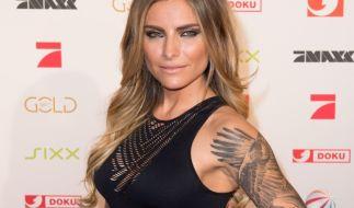 Gibt es für Sophia Thomalla bald zwei neue Tattoos mehr? (Foto)