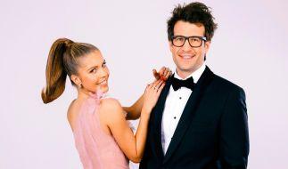 """Victoria Swarovski und Daniel Hartwich moderieren in diesem Jahr """"Let's Dance"""". (Foto)"""