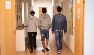 Minderjährige Flüchtlinge in Schweden von Helferinnen missbraucht. (Foto)