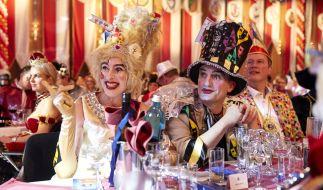 Bei der großen Prunksitzung des Comitee Düsseldorfer Carneval e.V. ist gute Laune garantiert. (Foto)