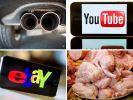 Ab Februar 2018 gelten neue Gesetze bei der Nutzung von YouTube und Ebay, doch auch zu Diesel-Fahrverboten und Grenzwerten der Keimbelastung von Geflügel sind Gesetzesänderungen geplant. (Foto)