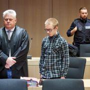 Lebenslange Haft! Marcel H. für immer hinter Gittern (Foto)