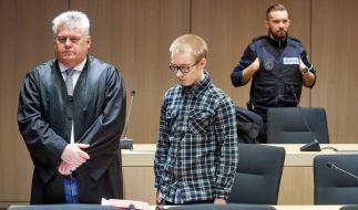 Im Prozess gegen den Angeklagten Marcel H. (m.) wird am Mittwoch das Urteil erwartet. (Foto)