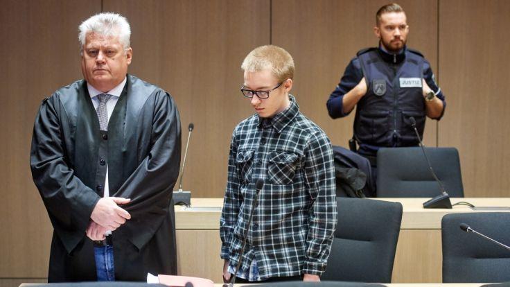 Doppelmörder Marcel H. droht nach Haft Sicherungsverwahrung