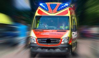 In Münster starb eine 31 Jahre alte Frau bei einem Verkehrsunfall. (Symbolbild) (Foto)