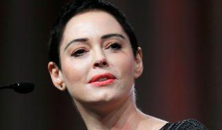 Rose McGowan beschuldigt Filmmogul Harvey Weinstein der Vergewaltigung. (Foto)