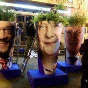 Union und SPD in Verhandlungen - Seehofer warnt vorm Scheitern (Foto)
