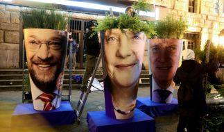 CDU, CSU und SPD wollen sich noch in dieser Woche auf einen Koalitionsvertrag einigen. (Foto)