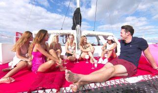 Bachelor Daniel Völz geht bei RTL auf Ladys-Fang. (Foto)