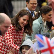 Billige Kopie? HIER sieht Herzogin Kate aus wie Prinzessin Diana (Foto)