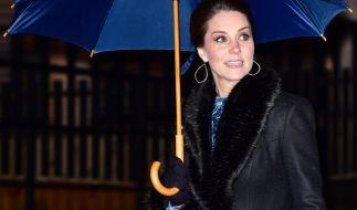 Kates Auftritt in Stockholm sorgte für reichlich Gesprächsstoff. (Foto)
