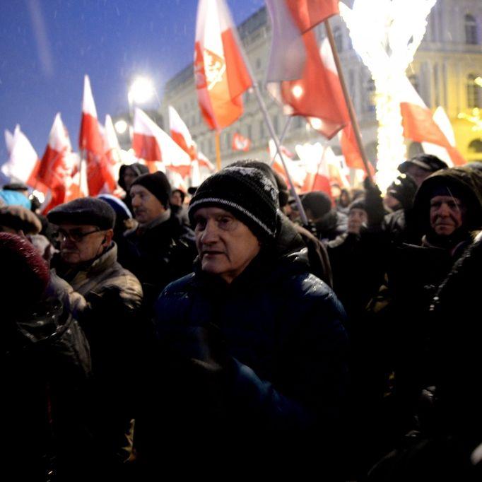 Land zwischen Ost und West - Wofür schlägt Polens Herz? (Foto)