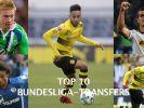 Die teuersten Bundesliga-Transfers aller Zeiten