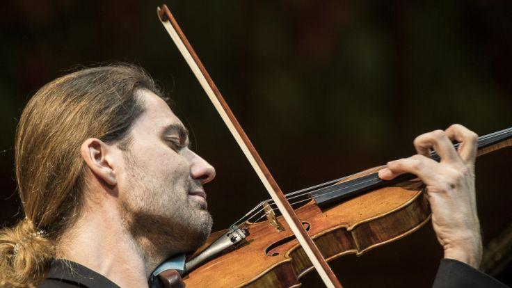 Akuter Bandscheibenvorfall David Garrett sagt Konzerte ab