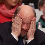 SPD-Geheimplan? Schulz soll Außenminister werden (Foto)