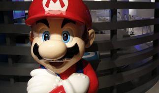 Nintendo hat Mario Kart für das Smartphone angekündigt. (Foto)