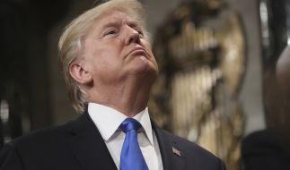 Donald Trump wurde für den Friedensnobelpreis nominiert. (Foto)