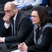 Schulz schmiert ab! SPD so schlecht wie noch NIE (Foto)