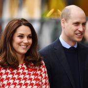 Queen erbost! Wird Meghan die Taufpatin von Kates 3. Baby? (Foto)