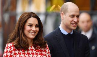 Angeblich wünschen sich die werdenden Eltern Kate und William Meghan Markle als Patentante. (Foto)