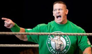 Kämpft John Cena (Foto) bei Wrestlemania gegen The Undertaker? (Foto)