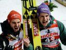 Skispringen Weltcup 2018 im TV + Live-Stream (Foto)