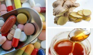 Ingwer, Honig oder Vitamin-Präteriate: Etliche viel beschworene Mittelchen gegen Krebs helfen gar nicht. (Foto)