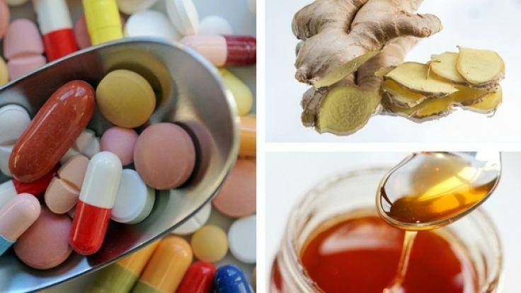 Ingwer, Honig oder Vitamin-Präteriate: Etliche viel beschworene Mittelchen gegen Krebs helfen gar nicht.