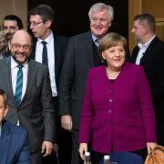 Beschlossene Sache! DAS ändert sich mit der Großen Koalition (Foto)