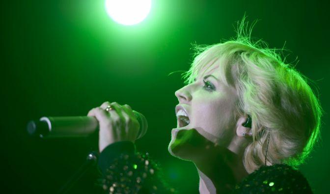 Dolores O'Riordan, Sängerin (