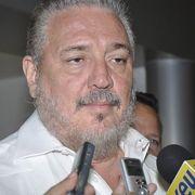 Fidel Castro Diaz-Balart, ältester Sohn von Fidel Castro (01.09.1949 - 01.02.2018)